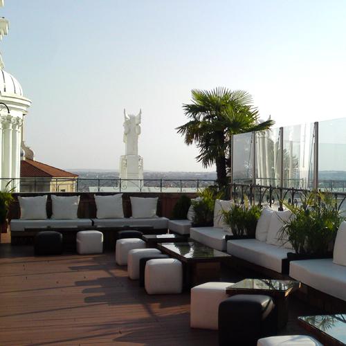 aislamiento acústico terrazas Madrid
