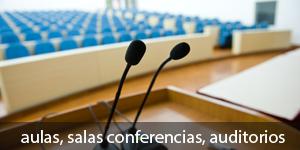 acústica aulas auditorios salas de conferencias