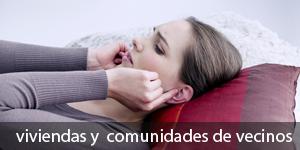 aislamiento ruidos viviendas casas Madrid